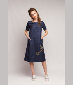 Платье женское М039
