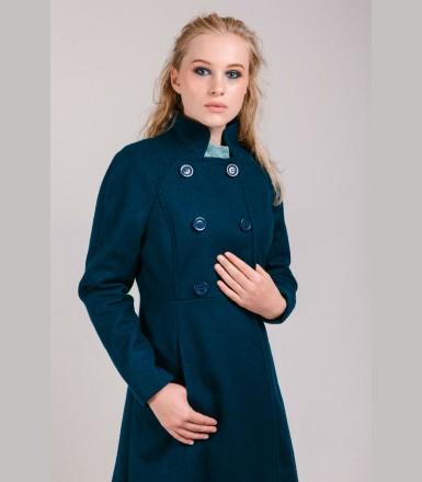 Пальто женское М028